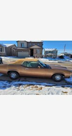 1972 Mercury Cougar Coupe for sale 101430245