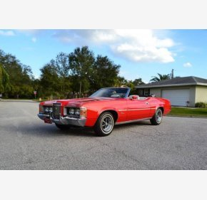 1972 Mercury Cougar for sale 101086611