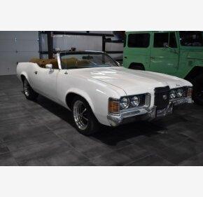 1972 Mercury Cougar for sale 101285735