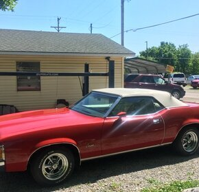 1972 Mercury Cougar for sale 101338736