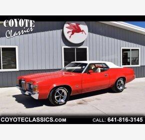 1972 Mercury Cougar for sale 101363175
