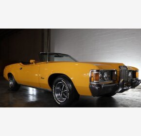 1972 Mercury Cougar for sale 101366623