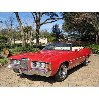1972 Mercury Cougar for sale 101435840