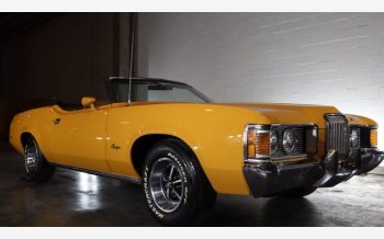 1972 Mercury Cougar for sale 101446035