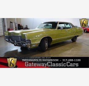 1972 Mercury Marquis for sale 101055592