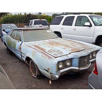 1972 Mercury Montego for sale 101268775