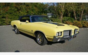 1972 Oldsmobile 442 for sale 101050911