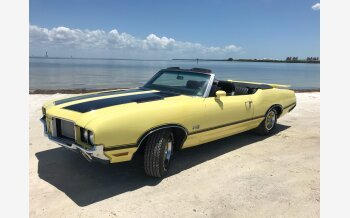 1972 Oldsmobile 442 for sale 101306849