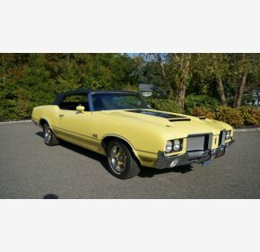 1972 Oldsmobile 442 for sale 101050911