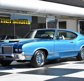 1972 Oldsmobile 442 for sale 101128430