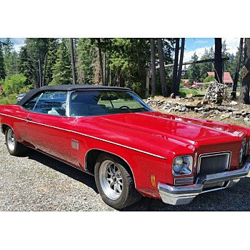 1972 Oldsmobile 88 for sale 100996635