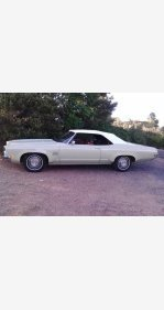 1972 Oldsmobile 88 for sale 101105096