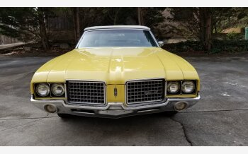 1972 Oldsmobile Cutlass Supreme Convertible for sale 101098322
