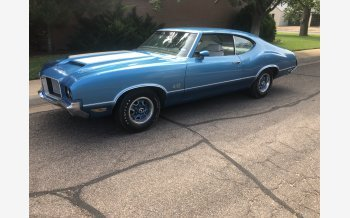 1972 Oldsmobile Cutlass Supreme 442 Coupe for sale 101263064