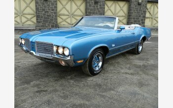 1972 Oldsmobile Cutlass Supreme Convertible for sale 101273546