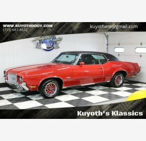 1972 Oldsmobile Cutlass Supreme for sale 101307184