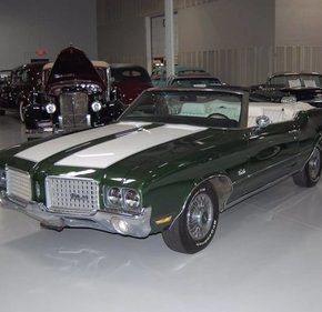 1972 Oldsmobile Cutlass Supreme for sale 101378845