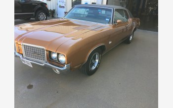 1972 Oldsmobile Cutlass Supreme S Coupe for sale 101218877