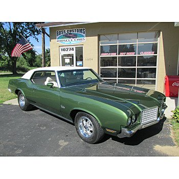 1972 Oldsmobile Cutlass Supreme for sale 101354277