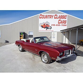 1972 Oldsmobile Cutlass for sale 101093051