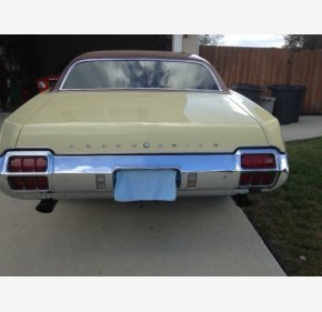 1972 Oldsmobile Cutlass for sale 100730593