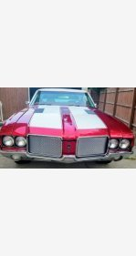 1972 Oldsmobile Cutlass for sale 100909634