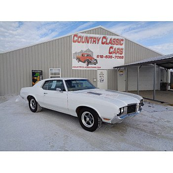 1972 Oldsmobile Cutlass for sale 100956732
