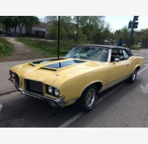 1972 Oldsmobile Cutlass for sale 100985934