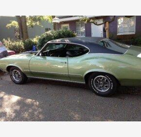 1972 Oldsmobile Cutlass for sale 101038159