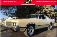 1972 Oldsmobile Cutlass for sale 101065887