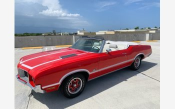 1972 Oldsmobile Cutlass for sale 101158454