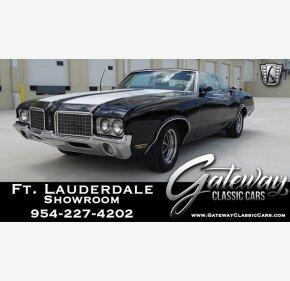 1972 Oldsmobile Cutlass Classics for Sale - Classics on