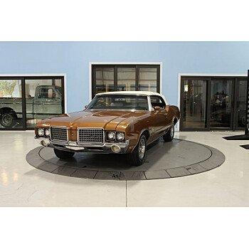 1972 Oldsmobile Cutlass for sale 101181174