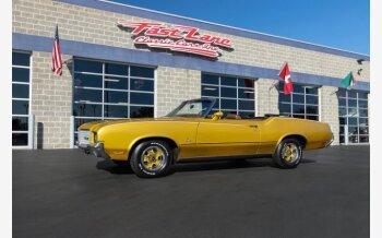 1972 Oldsmobile Cutlass for sale 101239186