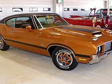 1972 Oldsmobile Cutlass for sale 101288852