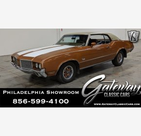 1972 Oldsmobile Cutlass for sale 101299293