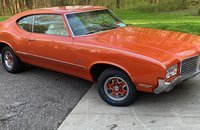 1972 Oldsmobile Cutlass Sedan for sale 101327682