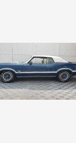 1972 Oldsmobile Cutlass for sale 101330680