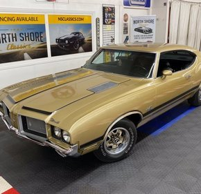 1972 Oldsmobile Cutlass for sale 101339535