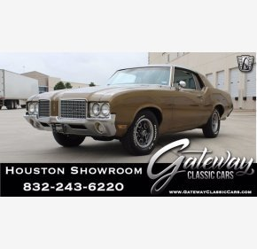 1972 Oldsmobile Cutlass for sale 101346206
