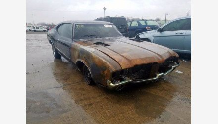 1972 Oldsmobile Cutlass for sale 101347758