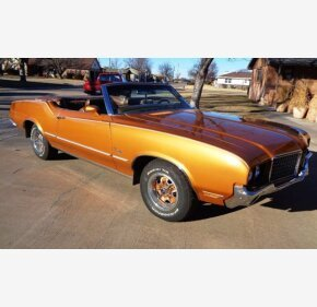 1972 Oldsmobile Cutlass for sale 101348654