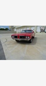 1972 Oldsmobile Cutlass for sale 101368977