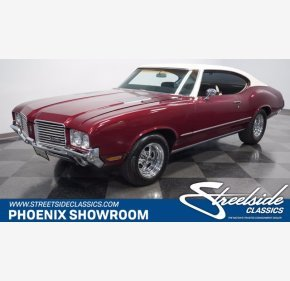 1972 Oldsmobile Cutlass for sale 101373124