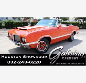 1972 Oldsmobile Cutlass for sale 101378929