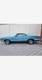 1972 Oldsmobile Cutlass for sale 101390694