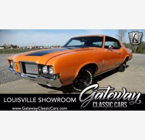 1972 Oldsmobile Cutlass for sale 101392316