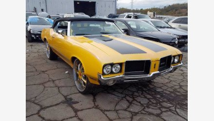 1972 Oldsmobile Cutlass for sale 101403156