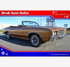 1972 Oldsmobile Cutlass for sale 101415869