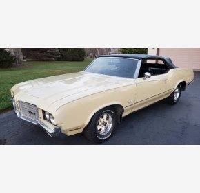 1972 Oldsmobile Cutlass for sale 101417634